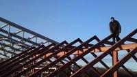 Сварочные работы с металлоконструкциями в Иркутске