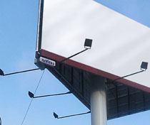 cварные рекламные щиты в Иркутске