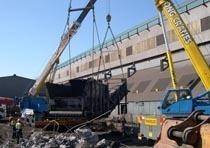 Демонтаж конструкций из металла в Иркутске