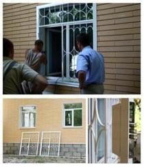 Установка решеток в Иркутске