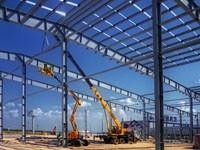 Услуги изготовления металлоконструкций в Иркутске